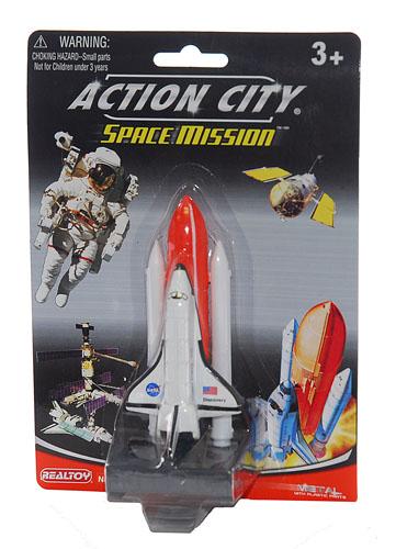 Die Cast Space Shuttle Toy,RT38141