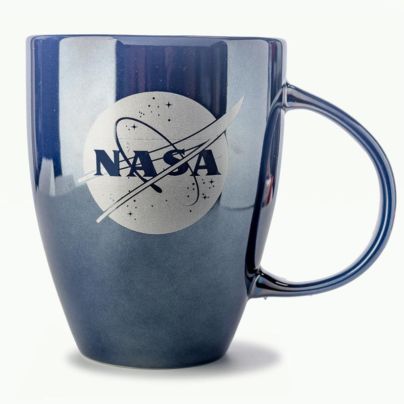 NASA Vector Lustre Mug,NASA,CER670 DOM