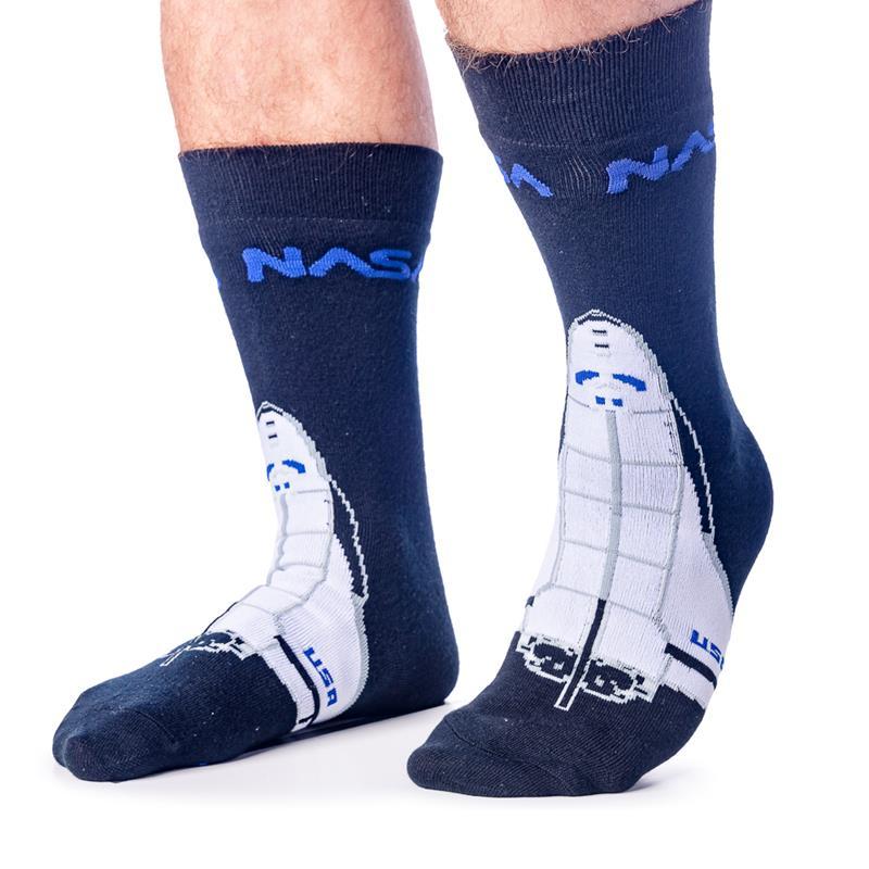 NASA Shuttle Socks,505-7