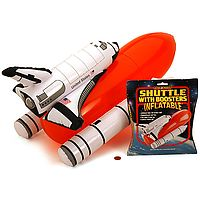 Shuttle w/Boosters Inflatable,EB0321