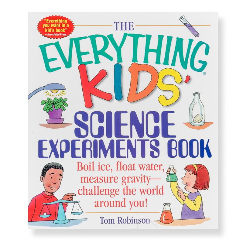 Everything Kids Science Experiment,5579