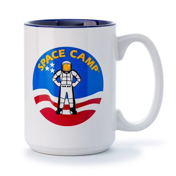 Space Camp Mug,SPACECAMP,7170