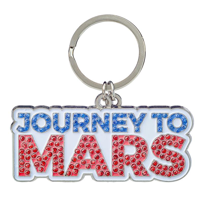 Journey to Mars Keychain,JOURNEY TO MARS,KEY414 IMP