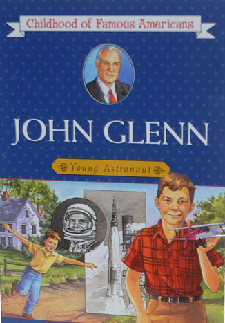 John Glenn Young Astronaut,3977