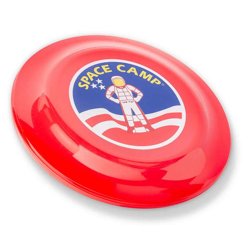 Space Camp Frisbee,SPACECAMP,FUN410 DOM