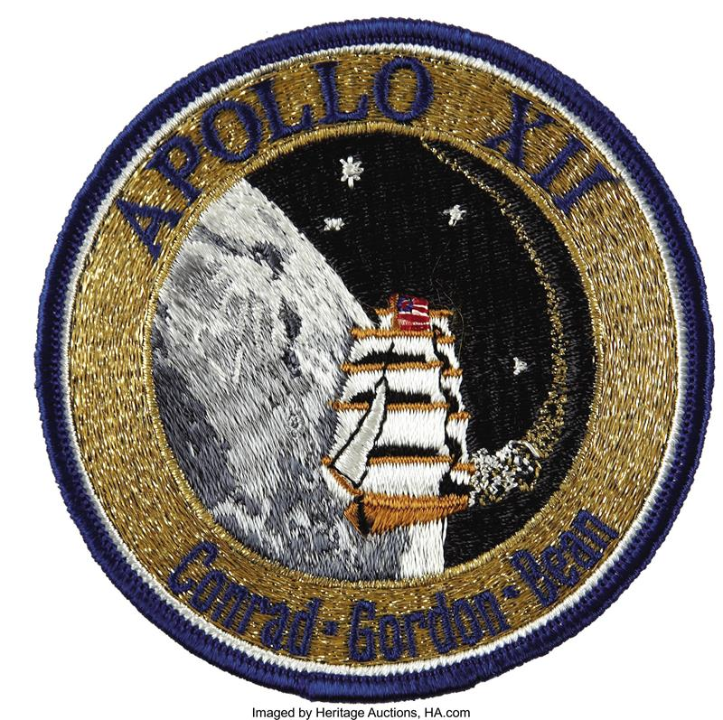 Apollo 12 Patch,15347