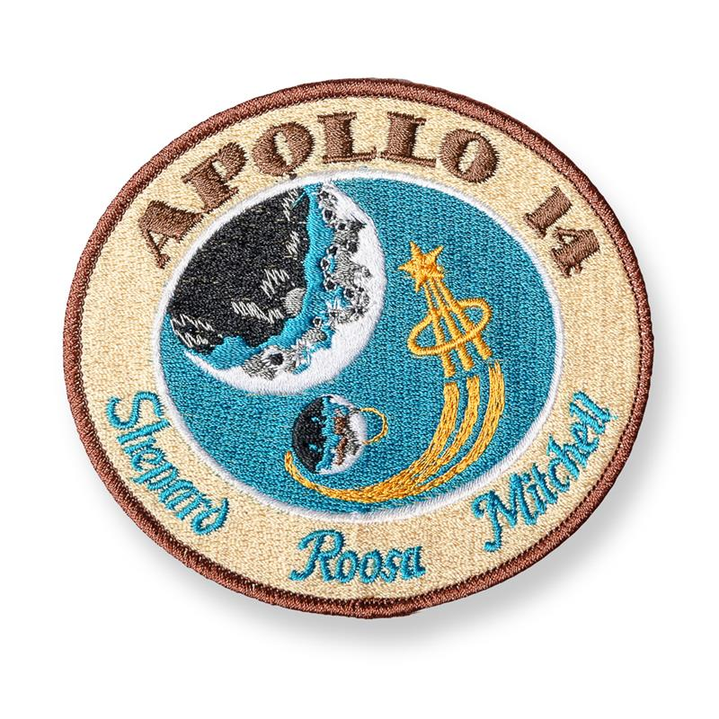 Apollo 14 Patch,16822