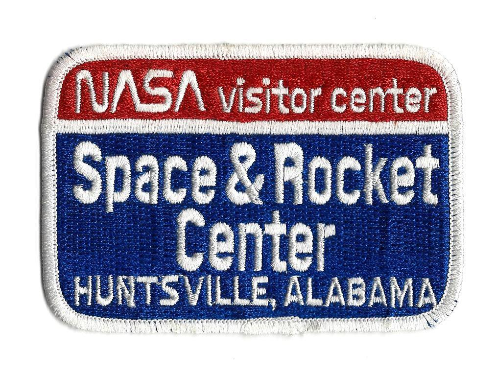 NASA Visitor Center Patch,MH7850