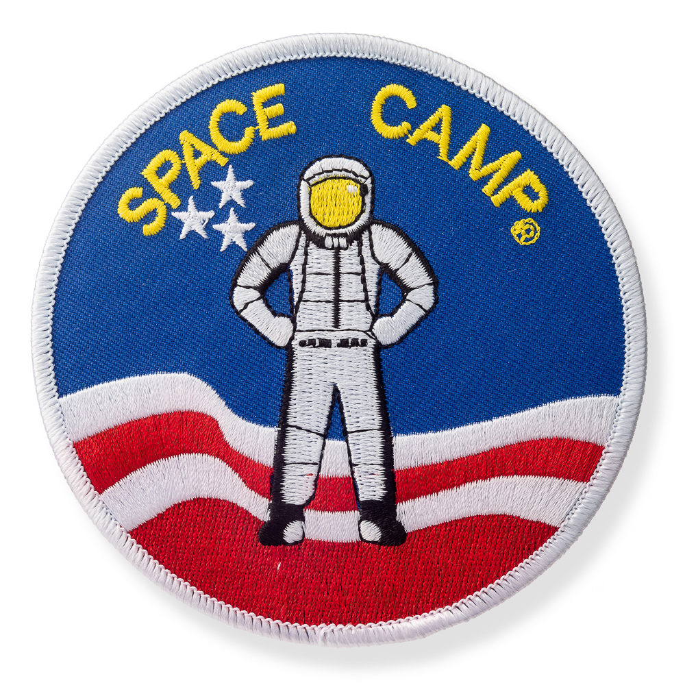 Space Camp Patch,SPACECAMP,236041