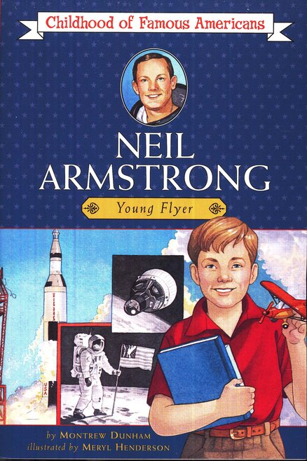 Neil Armstrong Young Flyer,9958