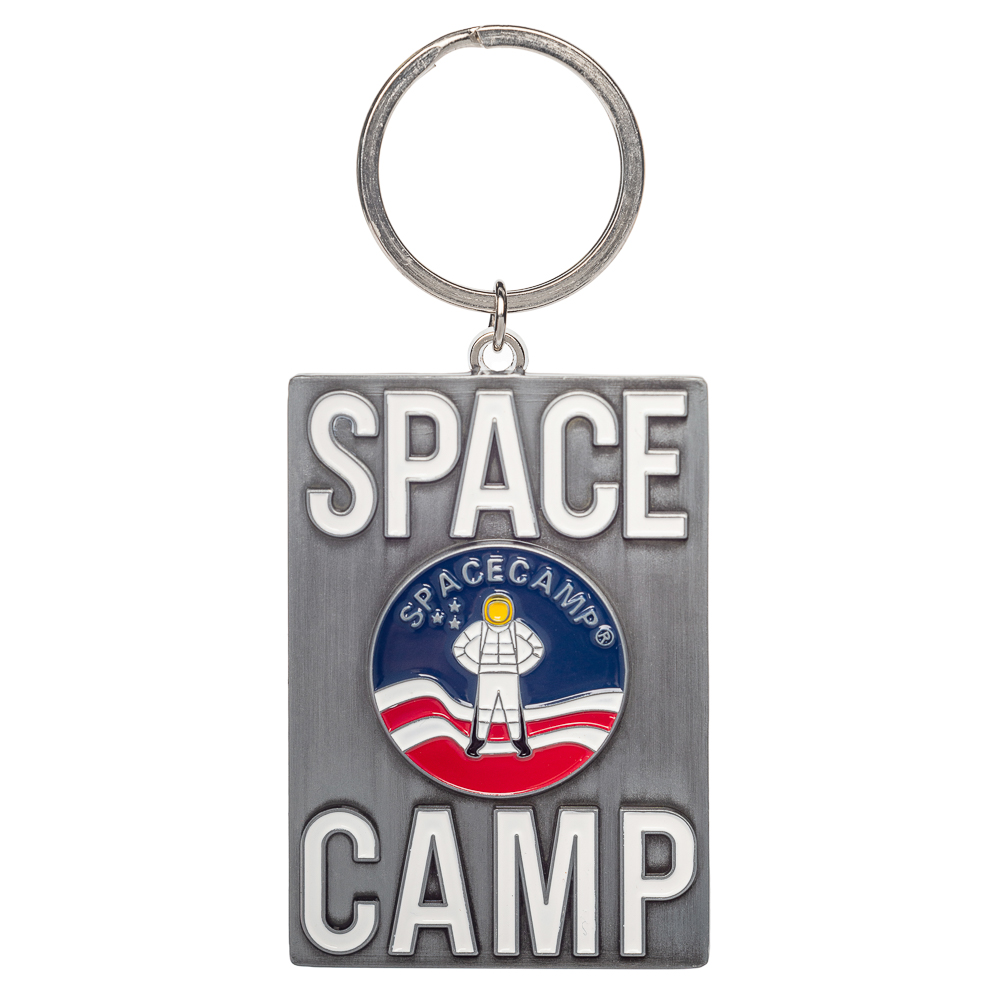 Space Camp Metal Keychain,SPACECAMP,25/0101