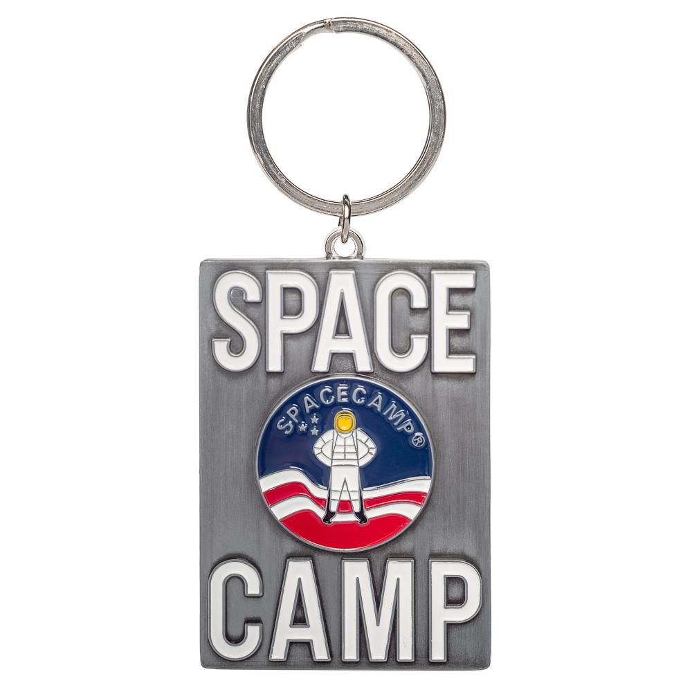 Space Camp Metal Keychain,SPACECAMP,25/0101