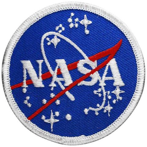 NASA Vector  3 Patch,NASA,6506