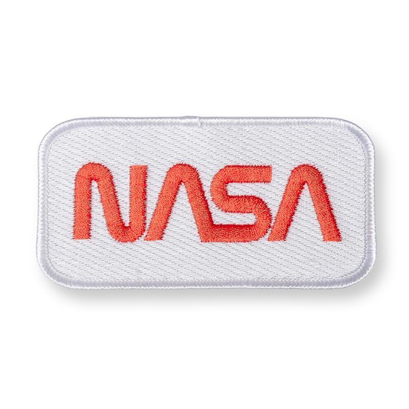 NASA Worm White/Red,NASA,57847
