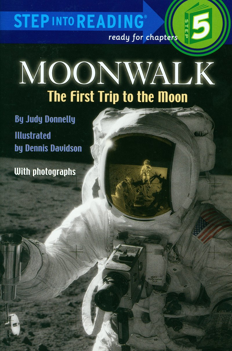 Moonwalk 1st Trip to Moon,4574
