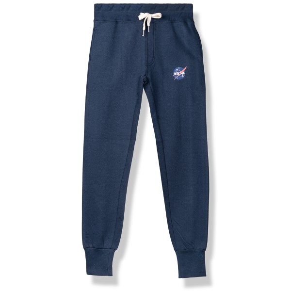 NASA Full Color Logo Men's Sweatpants,NASA,85033