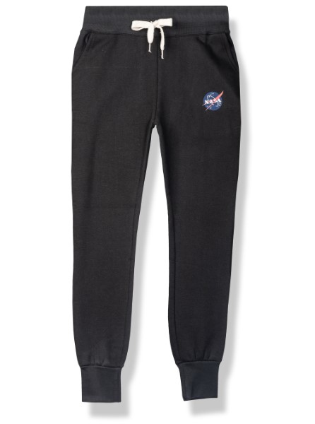 NASA Full Color Logo Ladies Sweatpants,NASA,85034