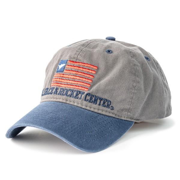 Rocket Center w/Flag Hat,ROCKET CENTER,D27476SR28