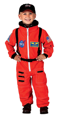 Jr Astronaut Suit,Flightsuits,ASO-1214